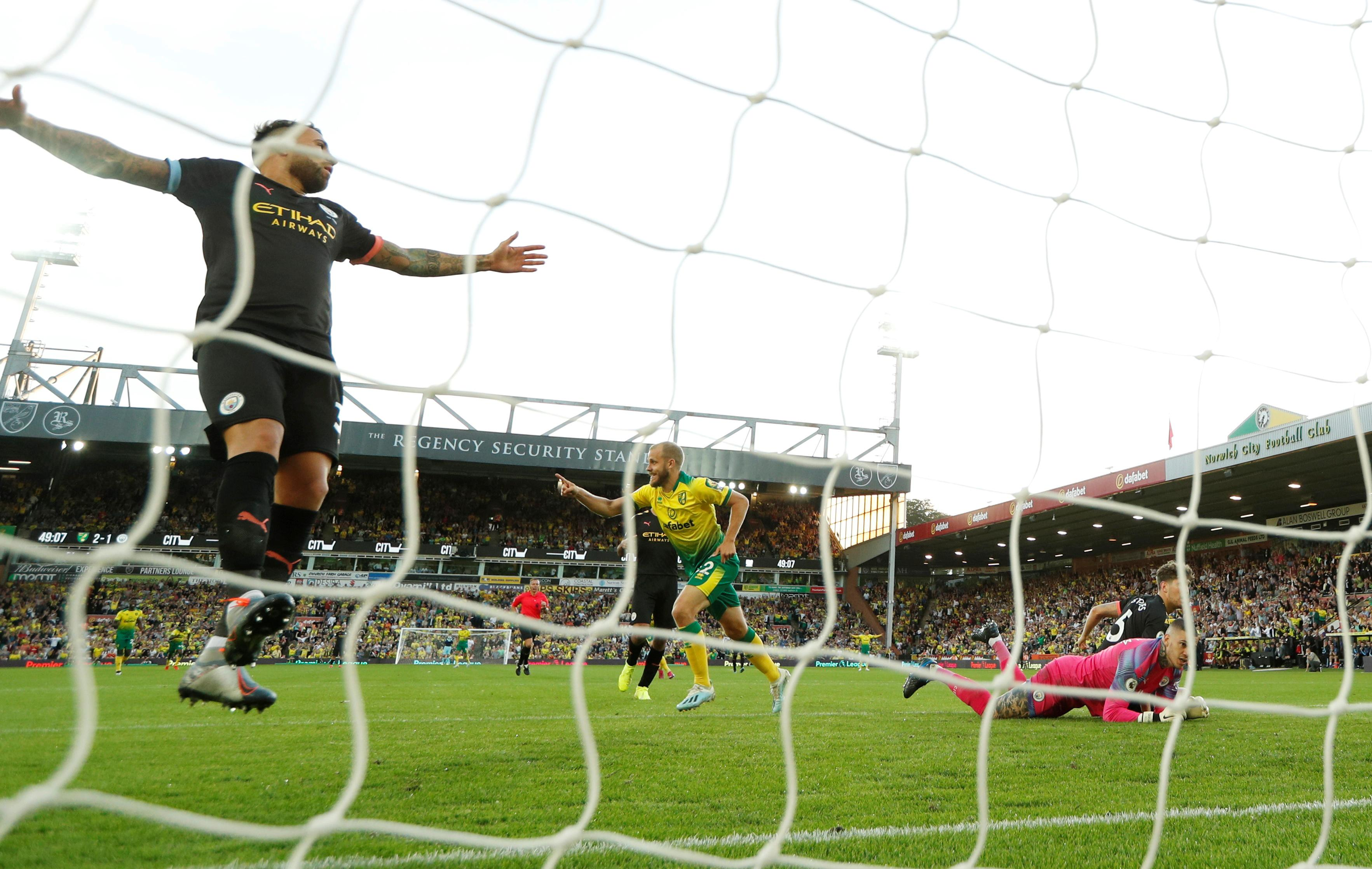 Finnish article Pukki is making the Canaries sing in the Premier League
