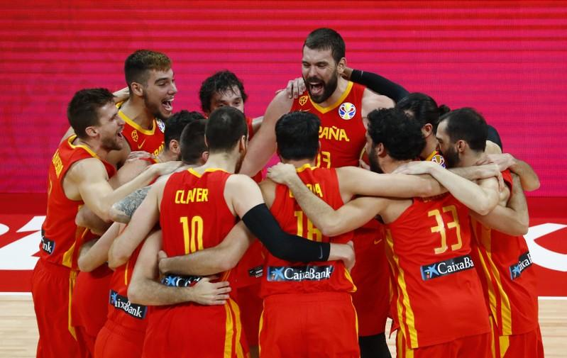 Spain beat Argentina 95-75 to win FIBA World Cup
