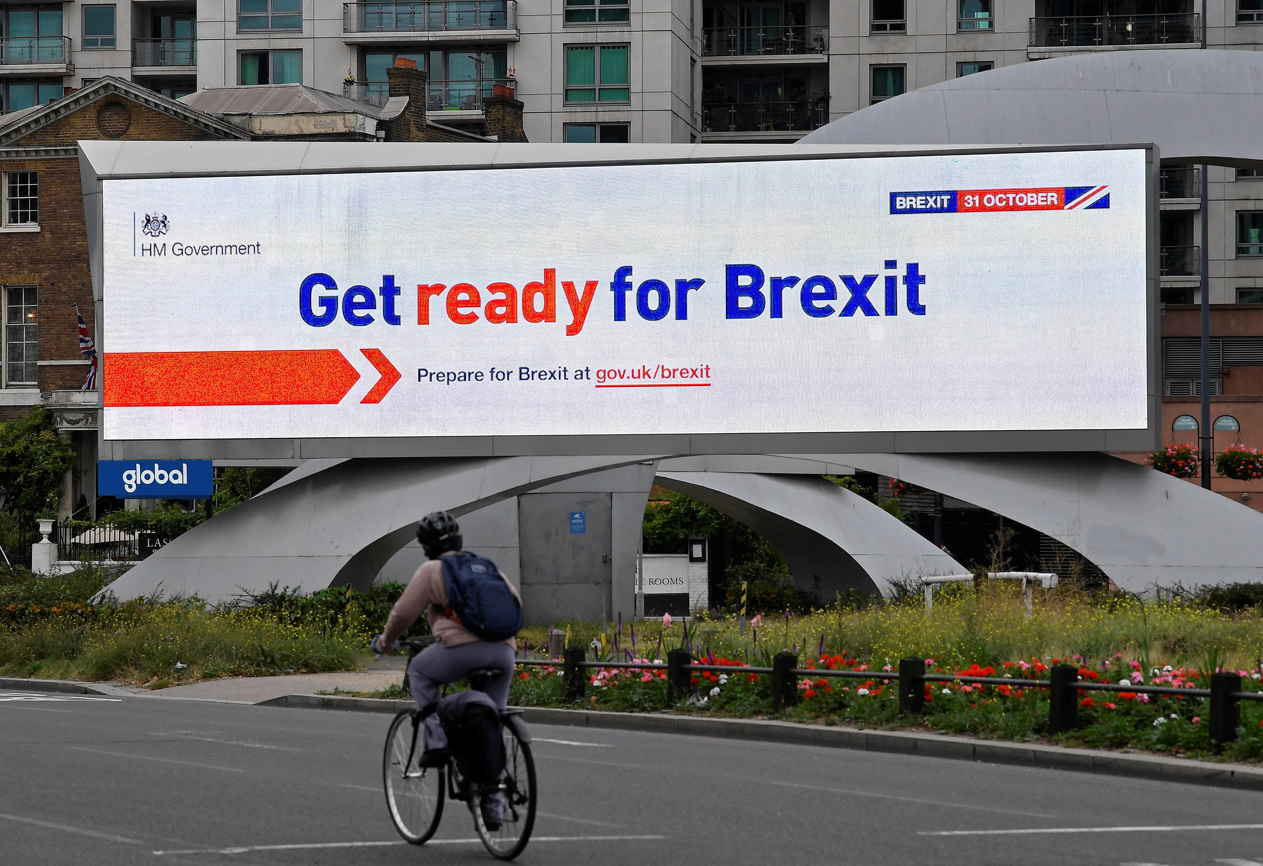 EU businesses warn no-deal Brexit would be disaster