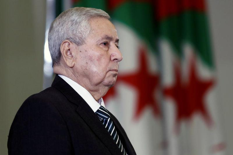 Algeria to hold presidential election this year-interim president