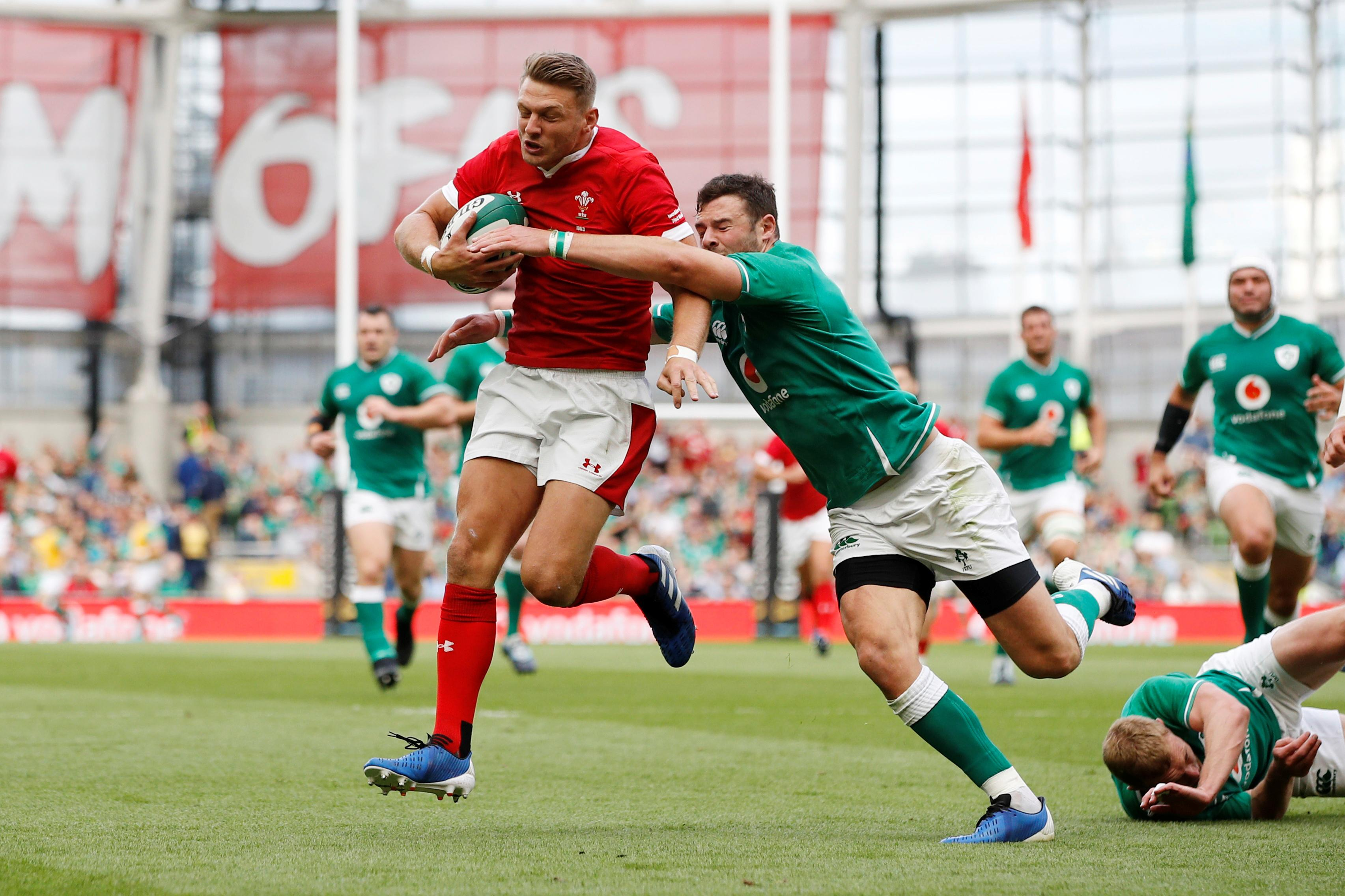 Rugby: Henshaw to stay in Ireland World Cup squad despite injury