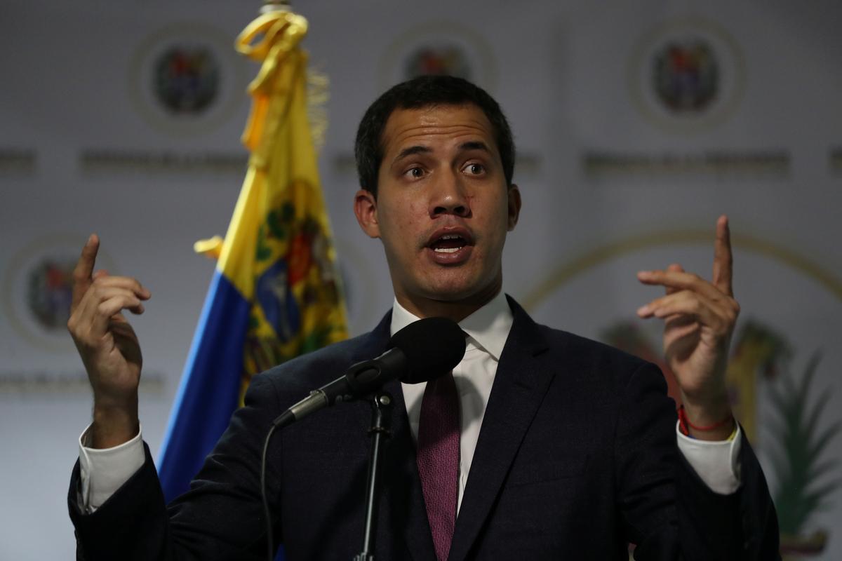 Venezolaanse regering het wetgewers na die opposisievergadering teruggestuur