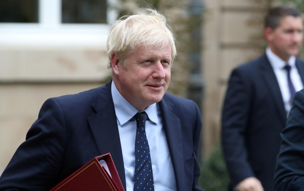 Johnson says he will obey the law but still take UK out of EU on October 31