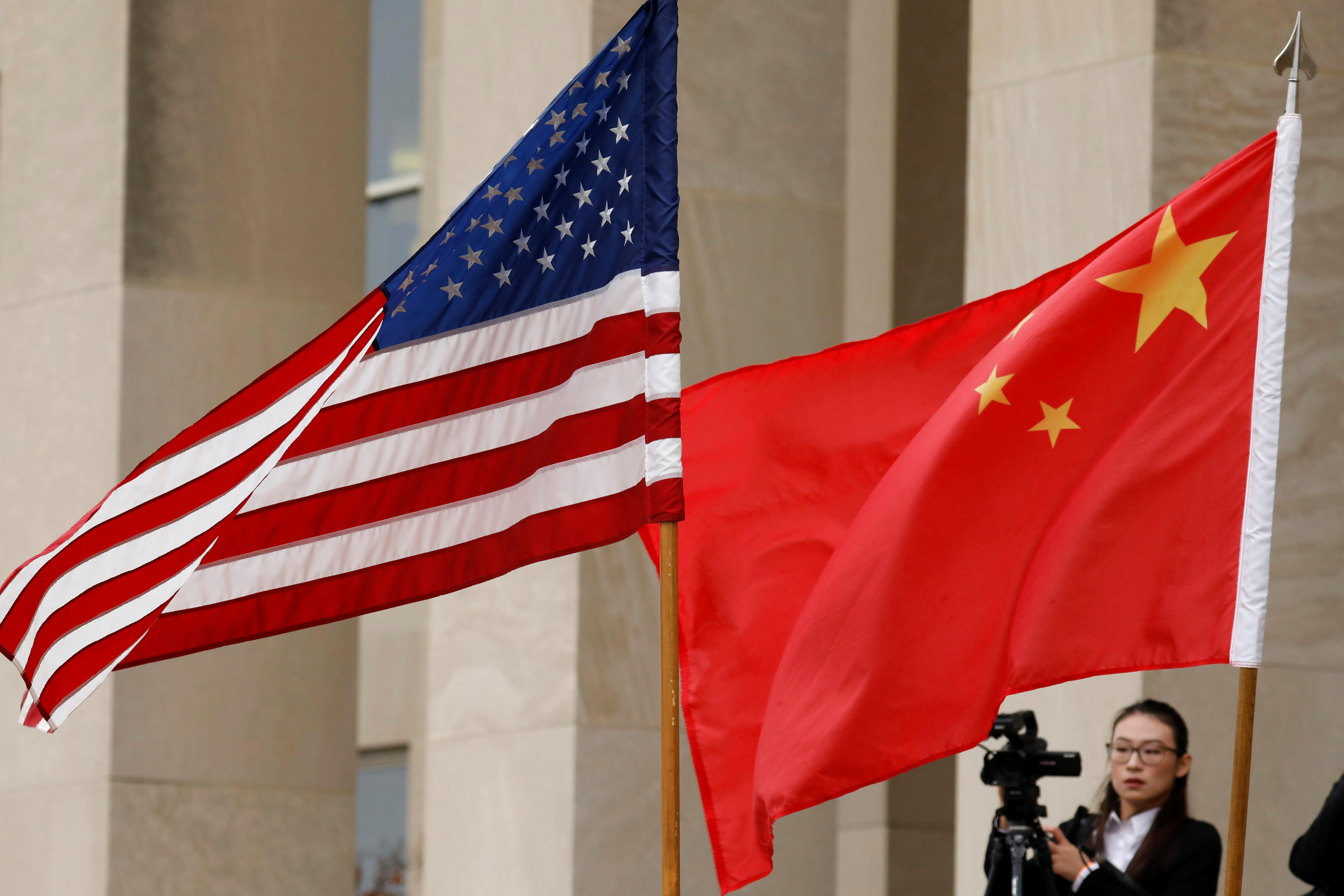 U.S., Chinese trade deputy talks to start on Thursday: USTR