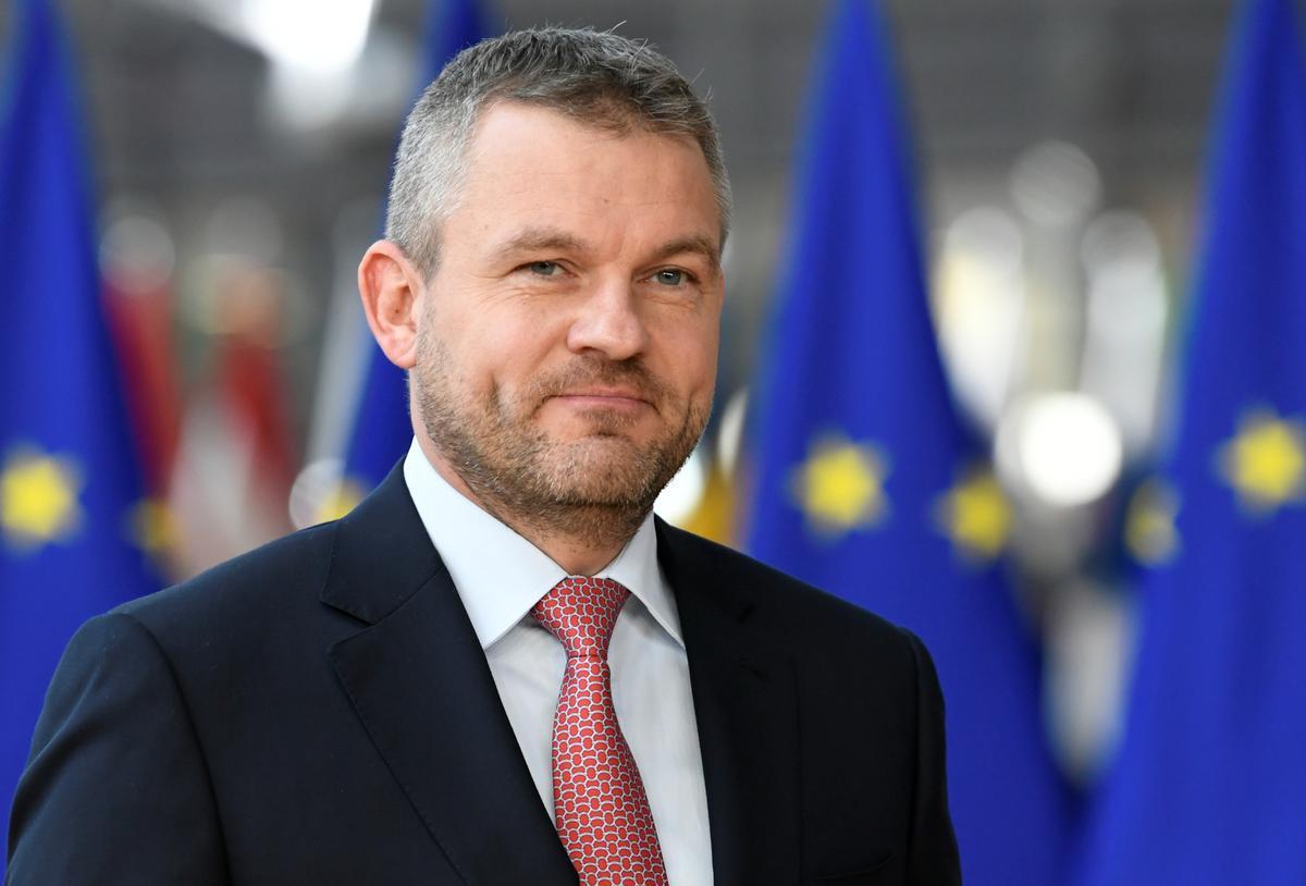 Die Slowaakse premier het gesien dat hy nie-vertroue stem