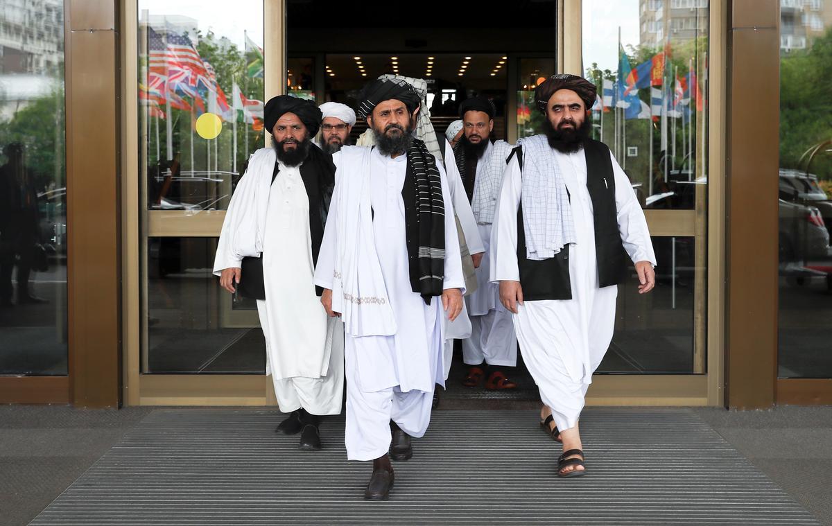 Iran sê dit het gesprekke gevoer met die Taliban in Afghanistan
