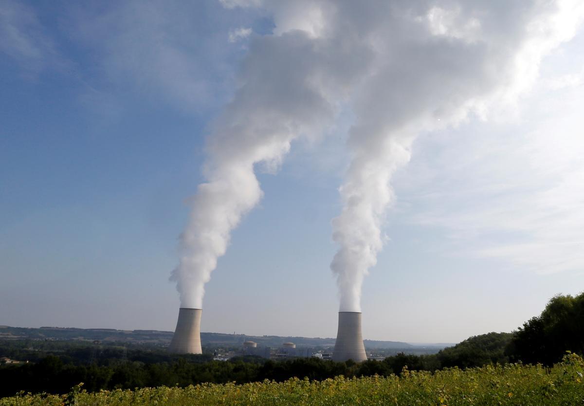 Frankryk gee jodium aan meer mense wat naby kernkragsentrales woon