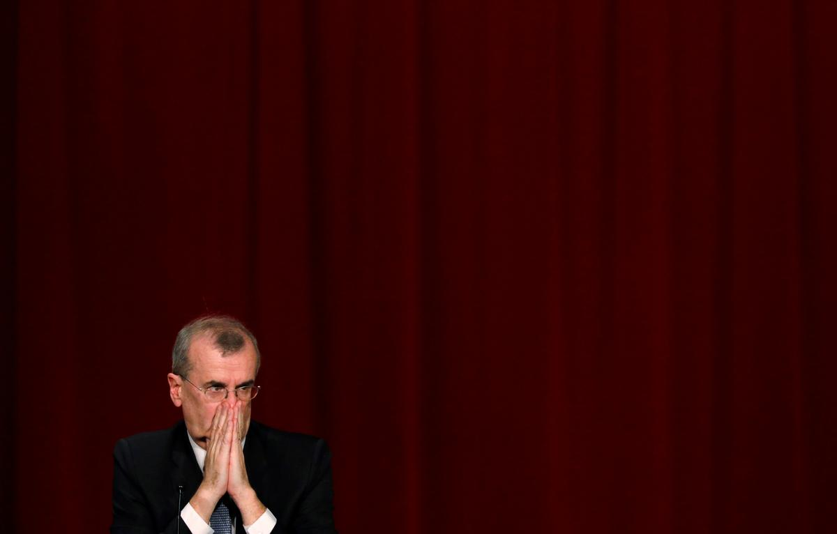 Brexit-onrus het ander lande se oproepe om die EU te staak, stilgemaak: Villeroy van die ECB