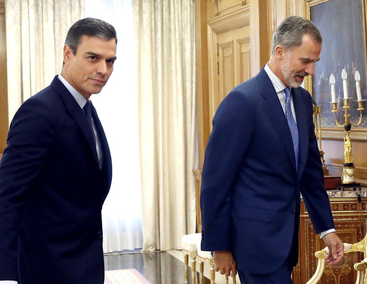 Die koning van Spanje sê geen kandidaat vir premier nie baan die weg vir nuwe verkiesing
