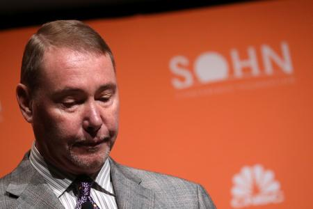 DoubleLine's Gundlach says U.S. Fed will embark on 'QE lite' 'pretty soon'