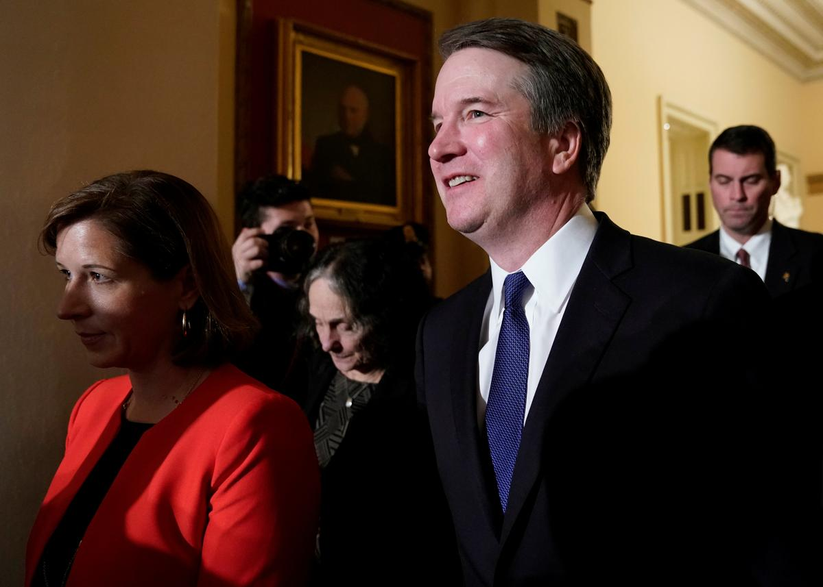 Democrats urge new probe of Kavanaugh, impeachment inquiry