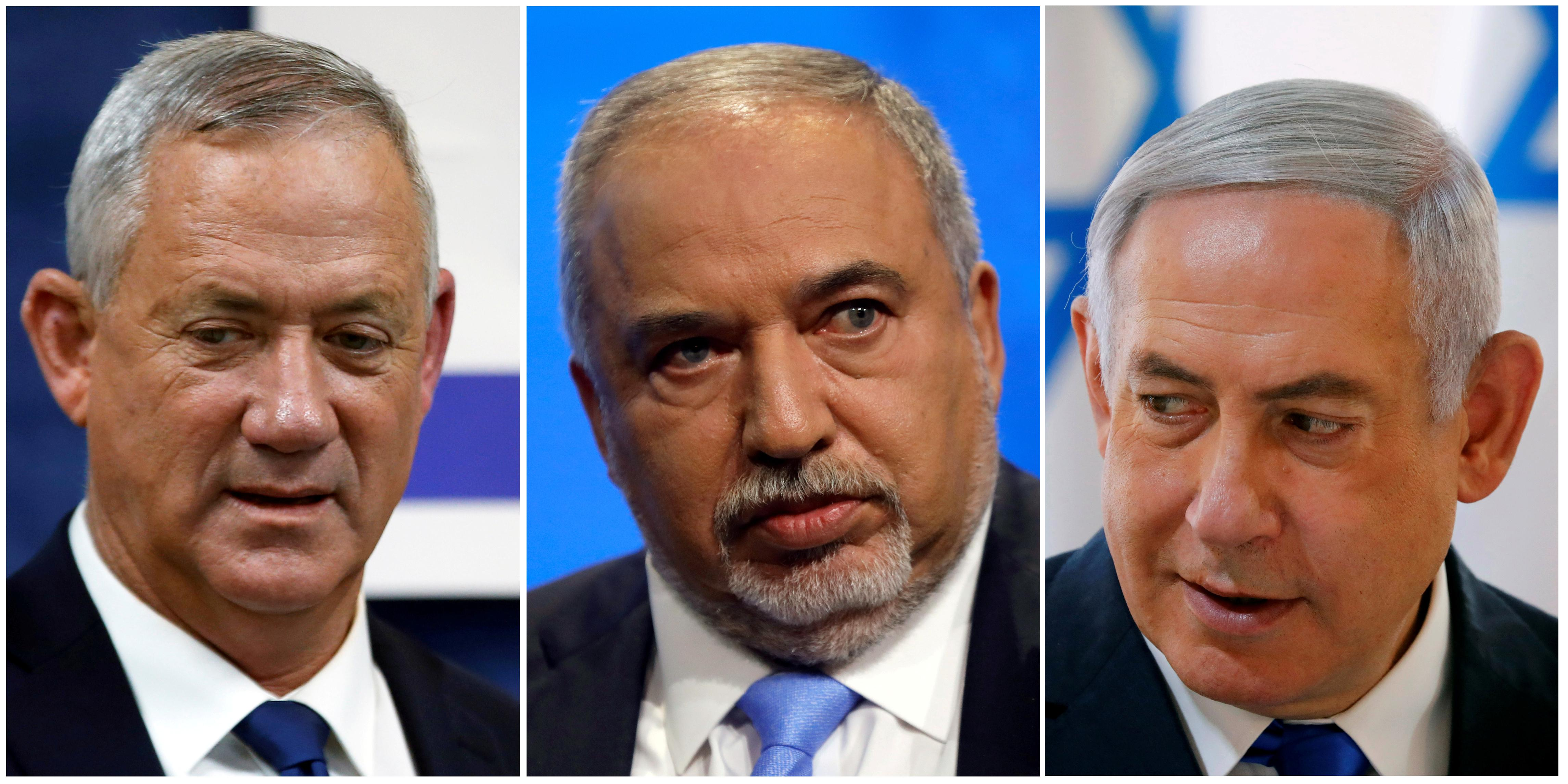 Israeli election too close to call, Netanyahu weakened: exit polls