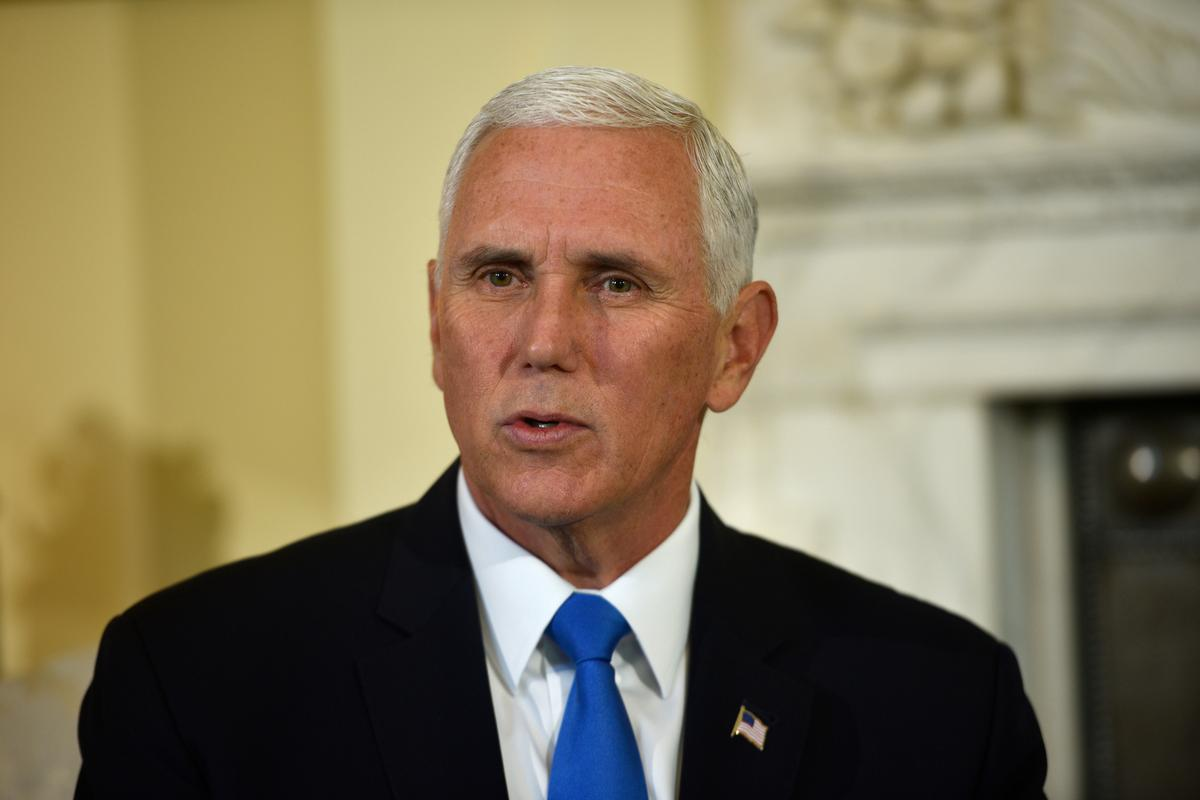 Exclusive: Pence rebuffs Solomon Islands PM after nation cuts ties with Taiwan