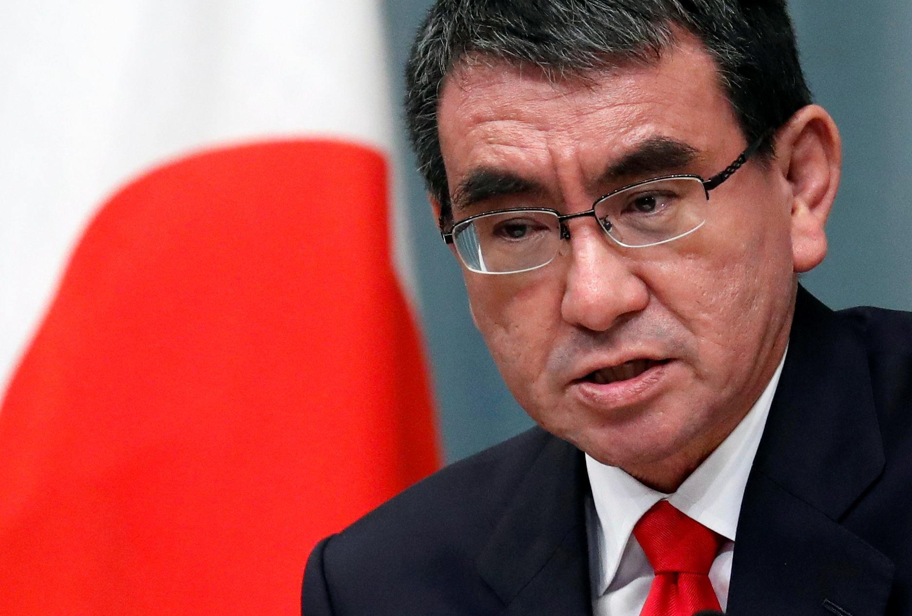Japan defense minister: Not aware of any Iran involvement in Saudi attacks