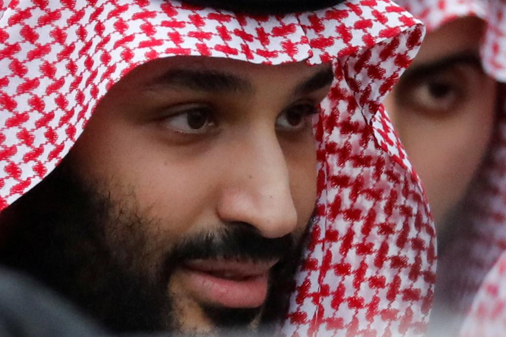 'Saudi crown prince requests help from South Korea to strengthen air...' /