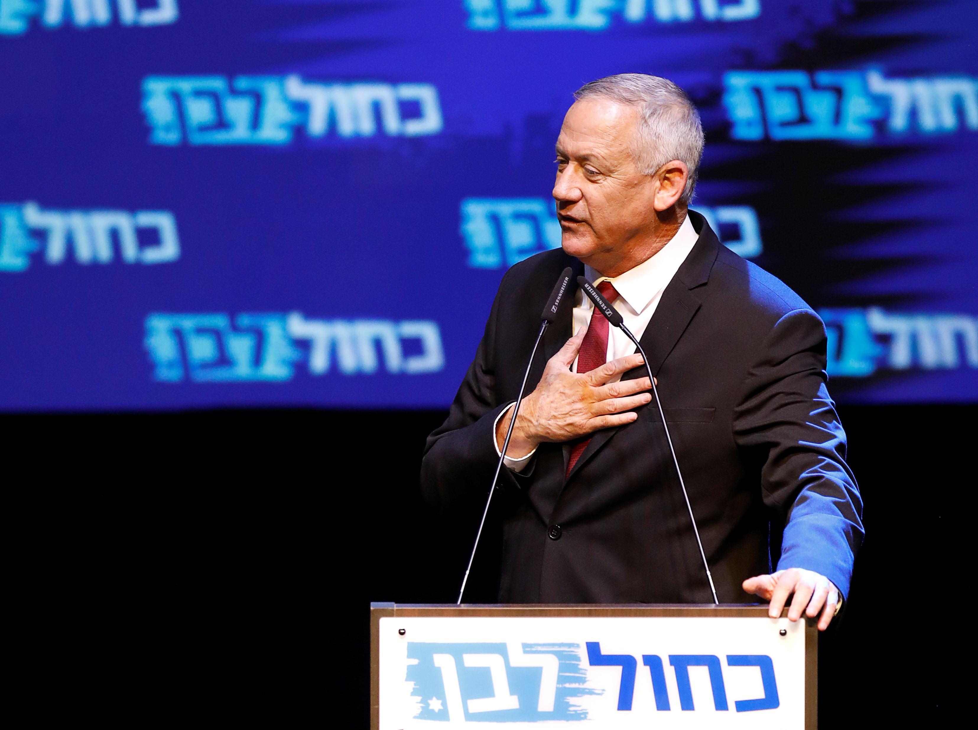 Netanyahu reste à égarer après des élections proches