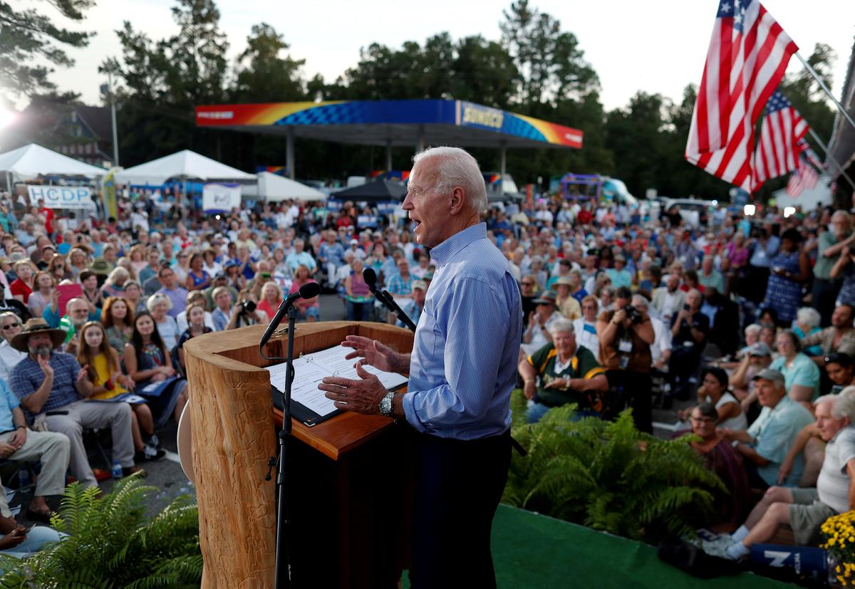 In must-win South Carolina, Biden must seal the deal with black voters