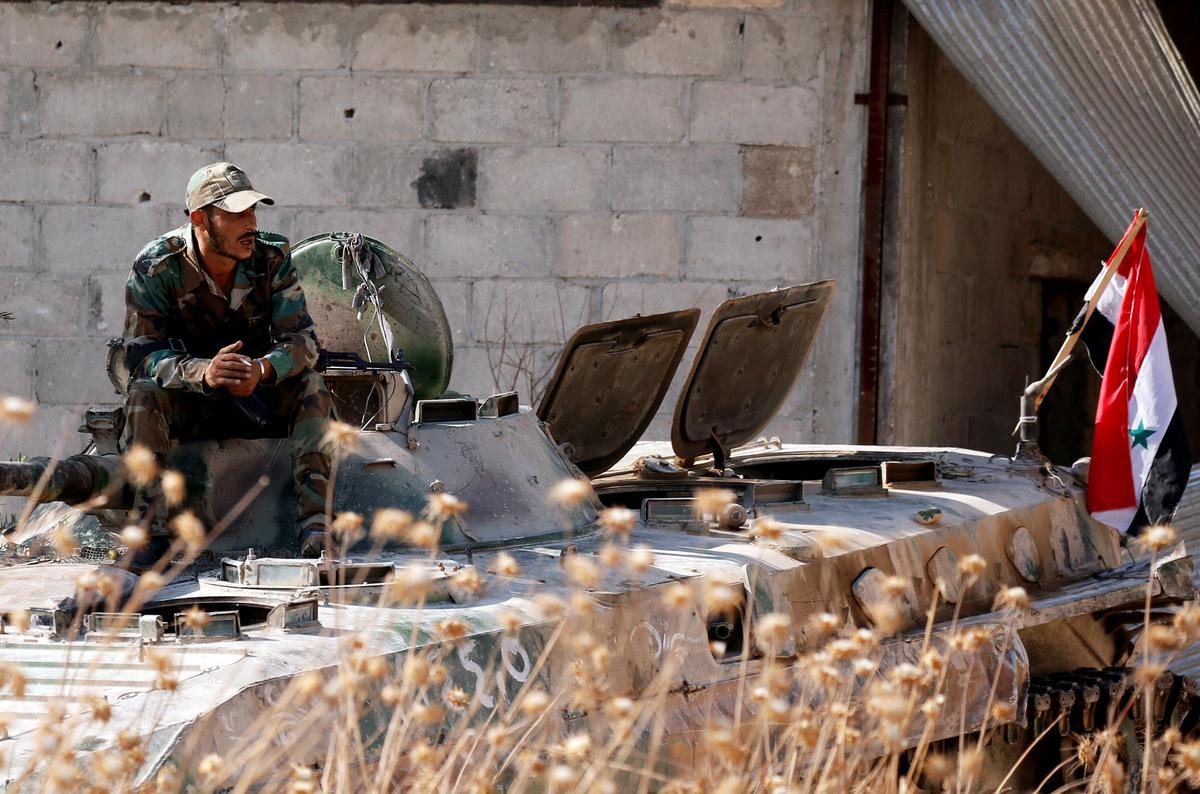 VN-Veiligheidsraad gaan stem oor mededingende oproepe tot wapenstilstand in Sirië se Idlib