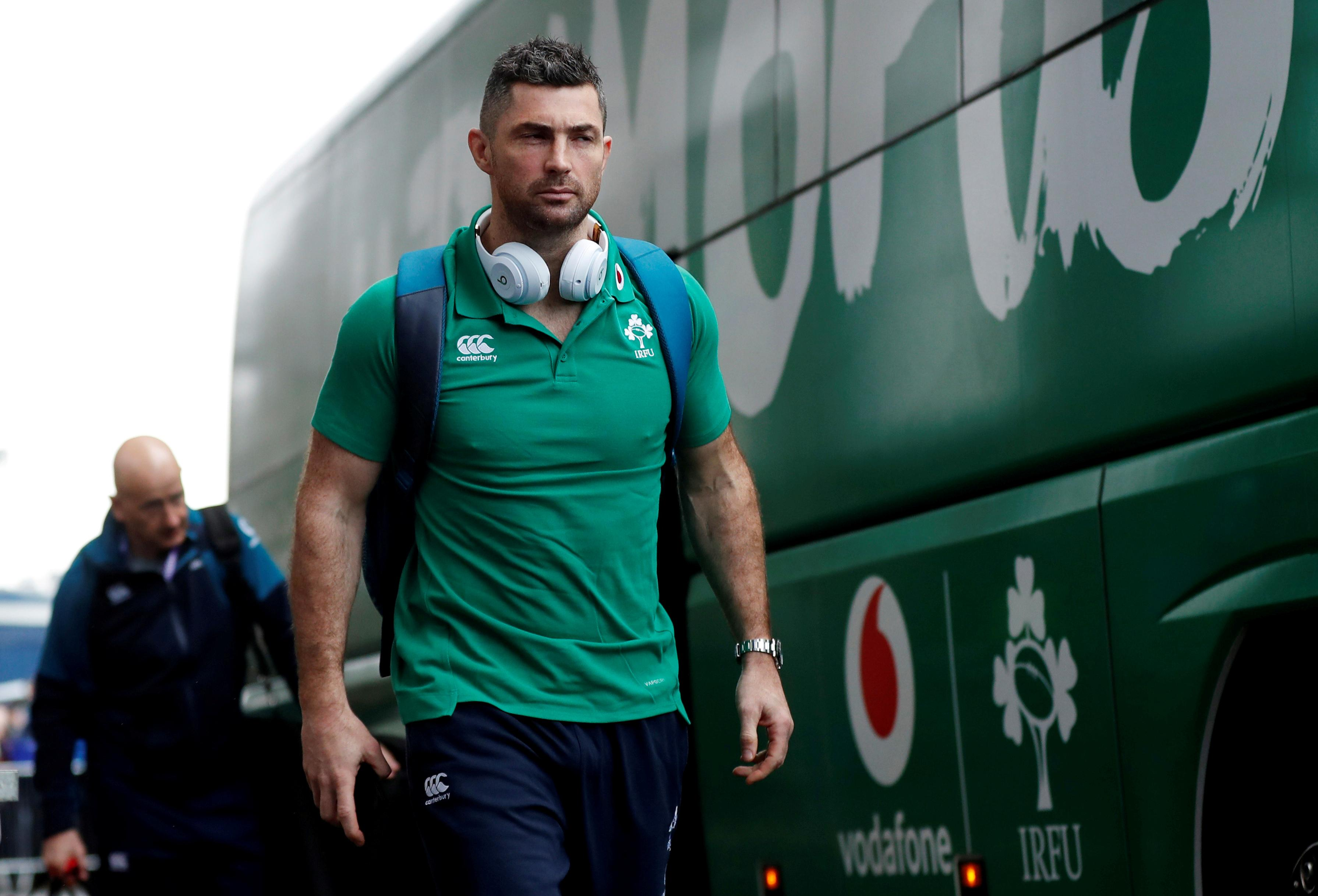 Scots hope to catch Ireland cold in Pool A opener