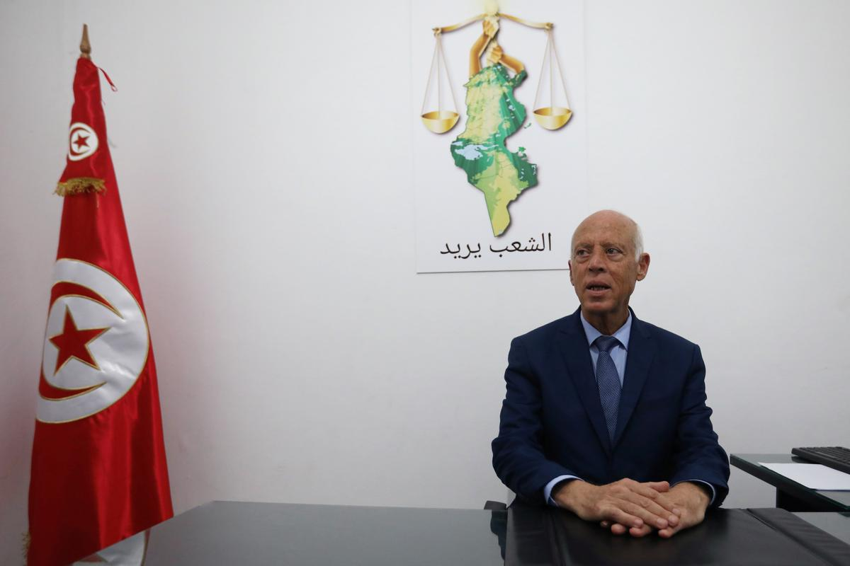 The ex-professor out to remake Tunisian politics