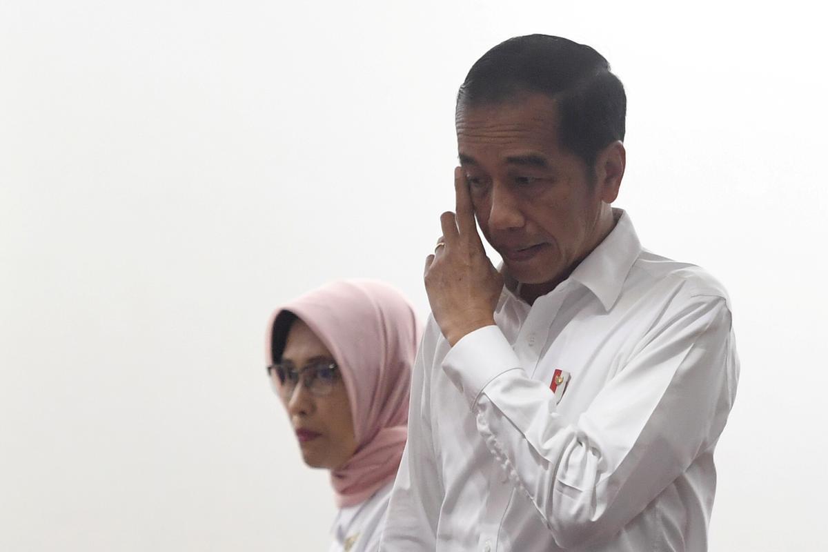 Die rakke in Indonesië stem oor strafreg wat buite-egtelike seks kriminaliseer