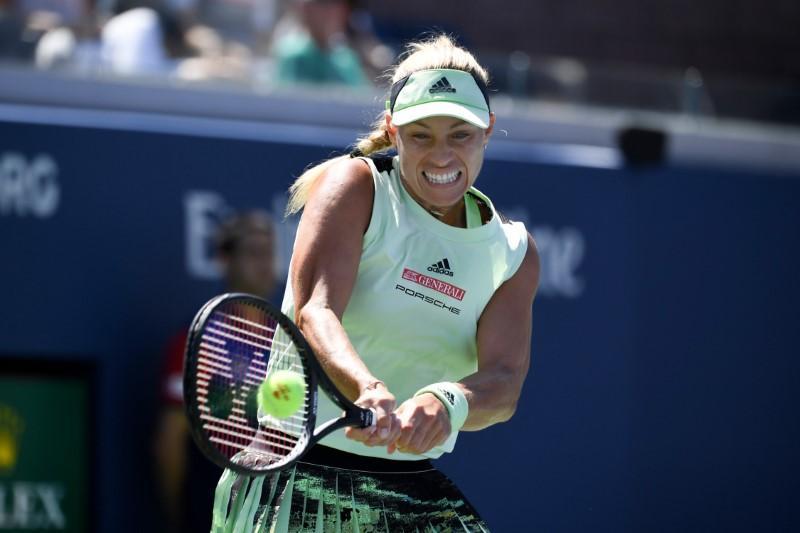 Kerber secures Pan Pacific Open semi-final spot as Keys retires...