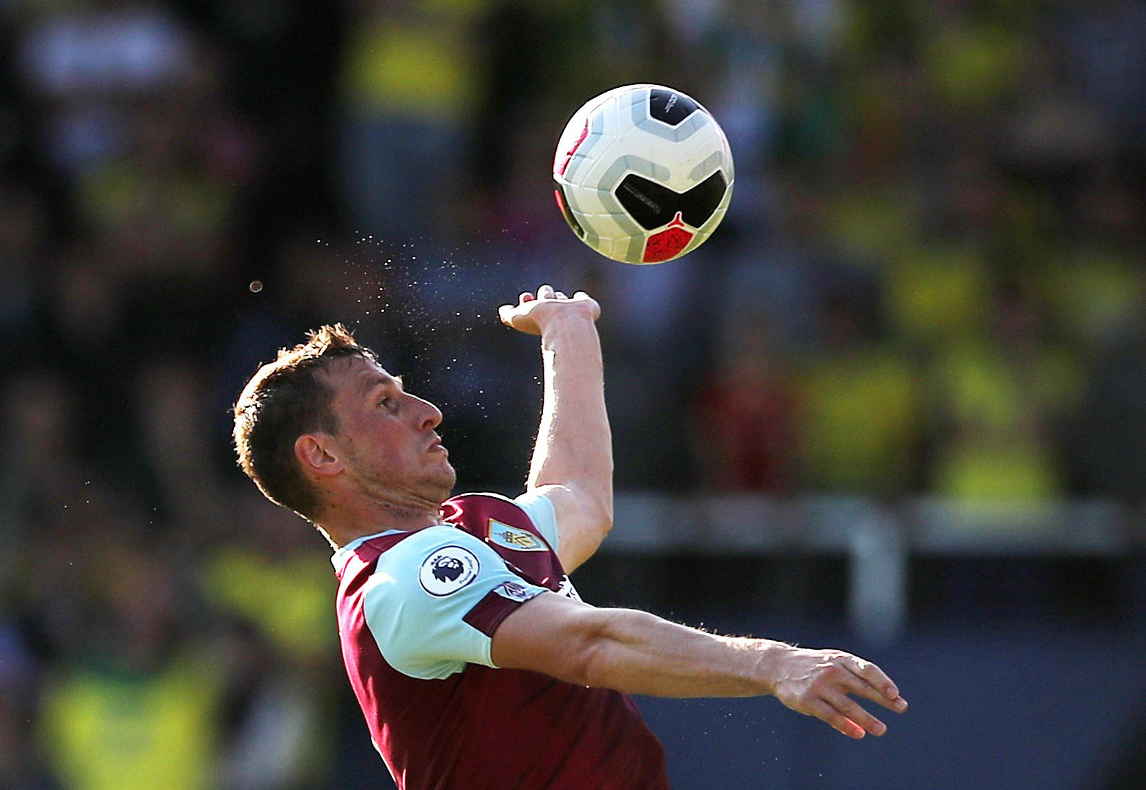 Wood double as Burnley bring Norwich down to earth