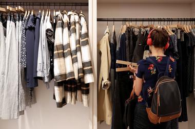アングル:米国で洋服レンタル急拡大、実店舗と「共食い」懸念も