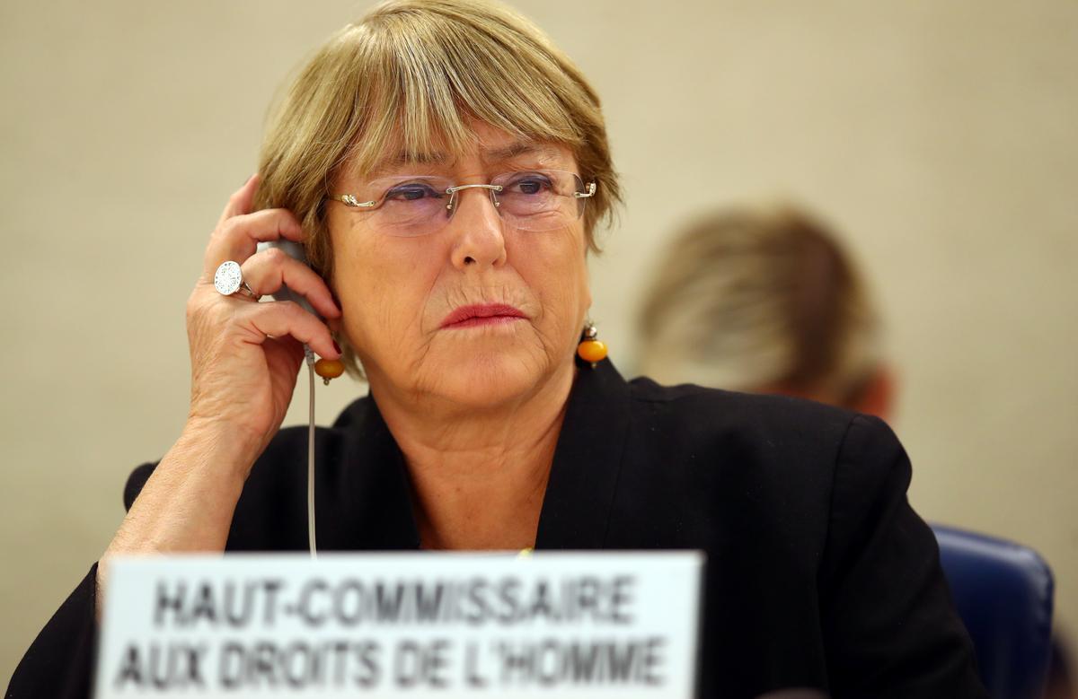 Bachelet, hoof van die VN-regte, sê Brasilië is 'jammer' onder Bolsonaro