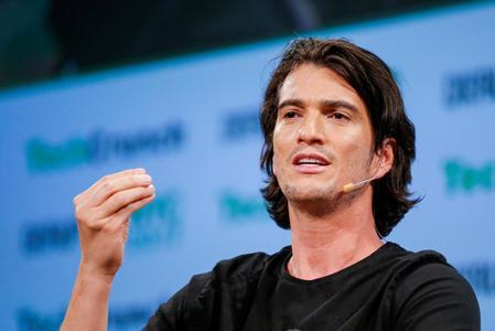 SoftBank turns against WeWork's parent CEO Neumann: sources