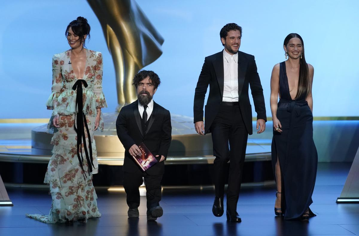 'Game of Thrones,' 'Fleabag take top Emmy honors on night of upsets