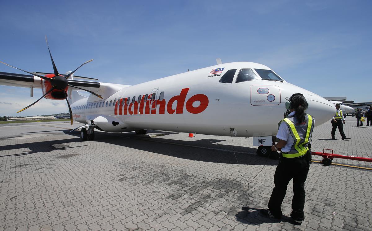 Malindo Air sê dat lekkasie veroorsaak word deur oud-personeellede by die kontrakteursfirma