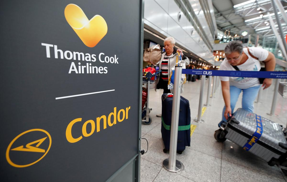 German state of Hesse says it will support Condor's quest for bridging loan