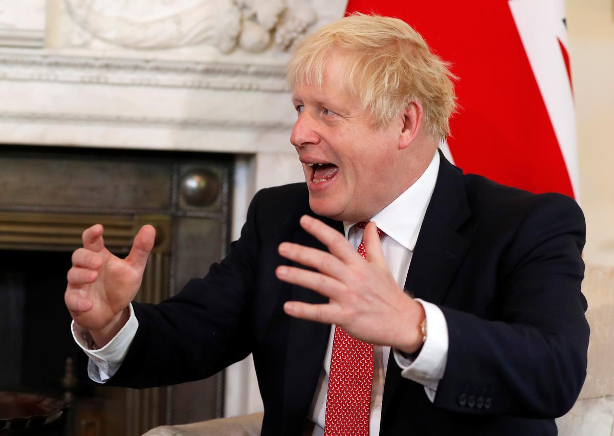 Die UK se hooggeregshof beslis Dinsdag oor Johnson se parlementsopskorting