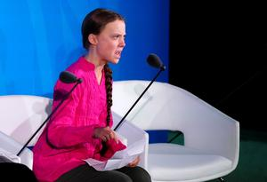 Climate activists urge action as world leaders meet at U.N.