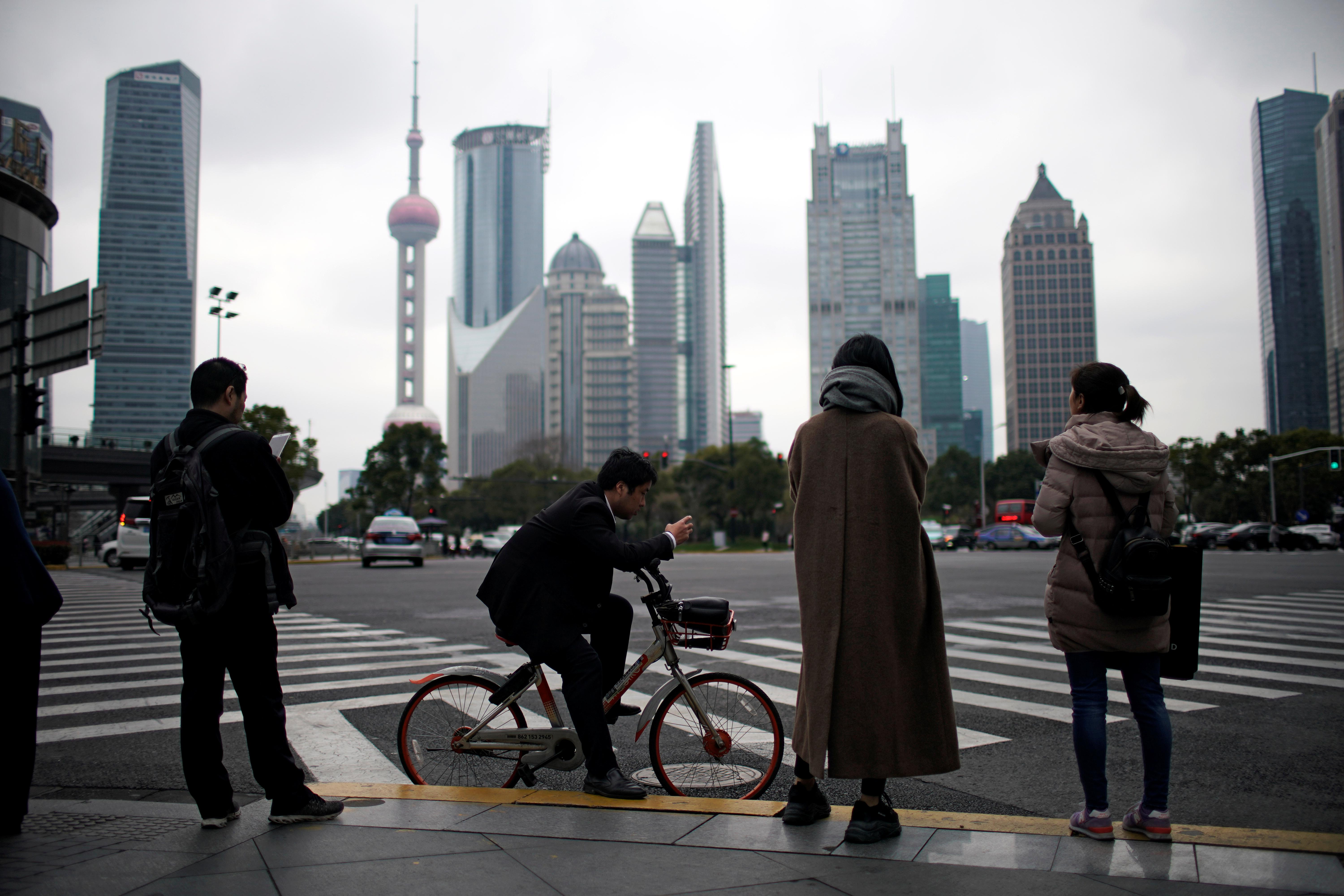 European business group warns of China economic stagnation if SOEs...