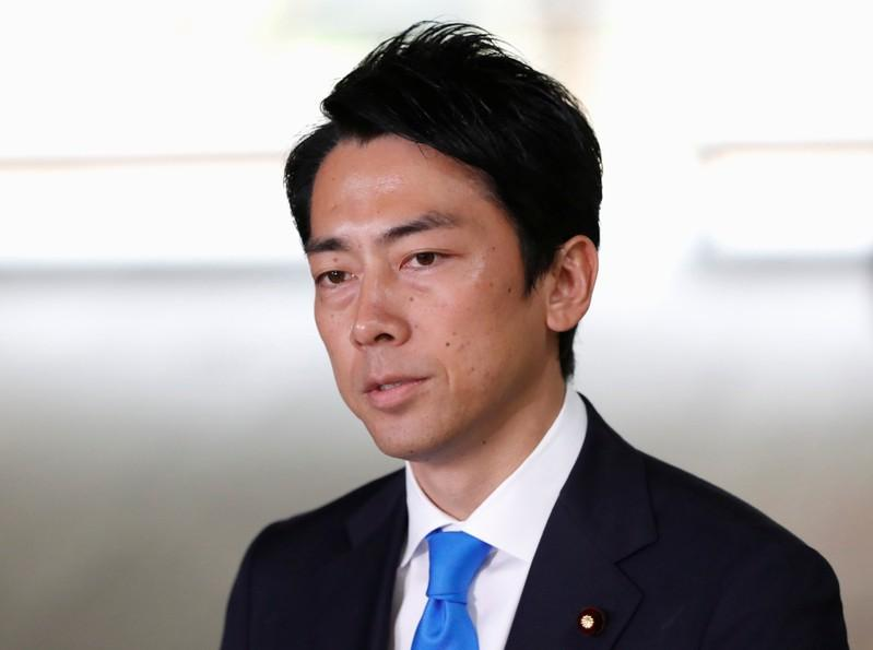 Koizumi's 'sexy' words on climate change ring hollow for some in Japan