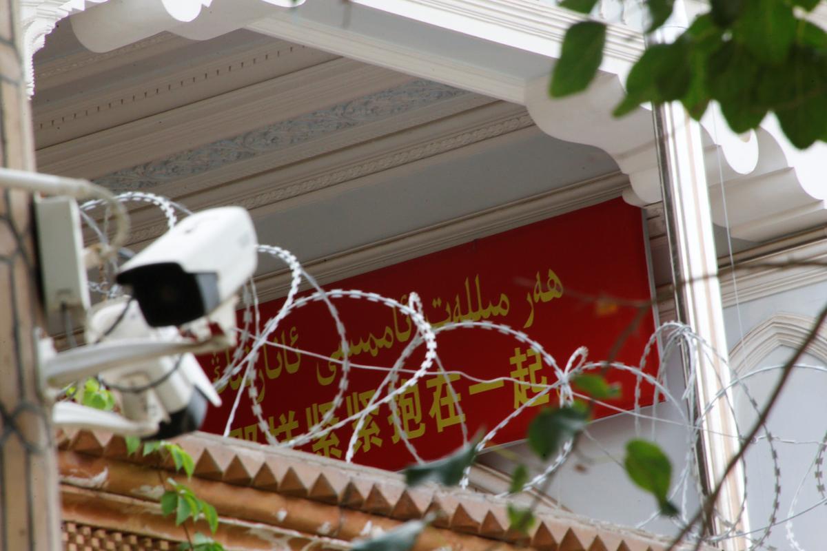 VSA lei veroordeling van China vir '' gruwelike 'onderdrukking van Moslems