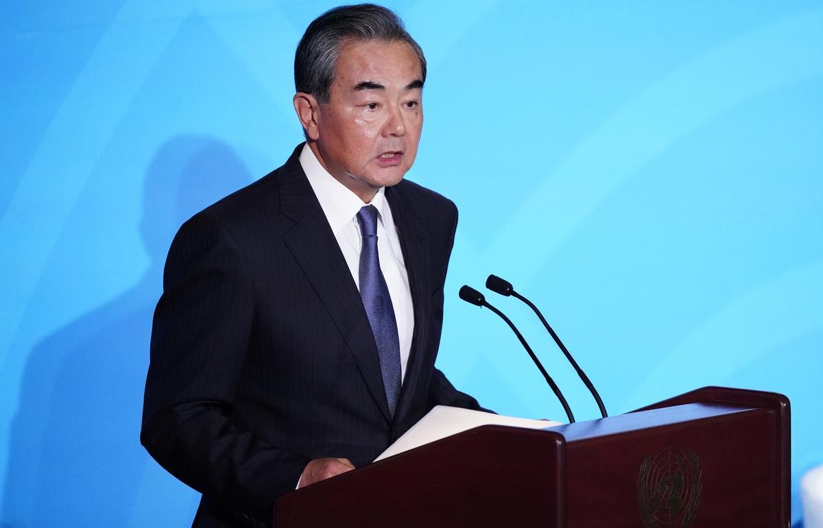 China se Wang Yi verwerp Amerikaanse kritiek, sê albei partye moet saamwerk