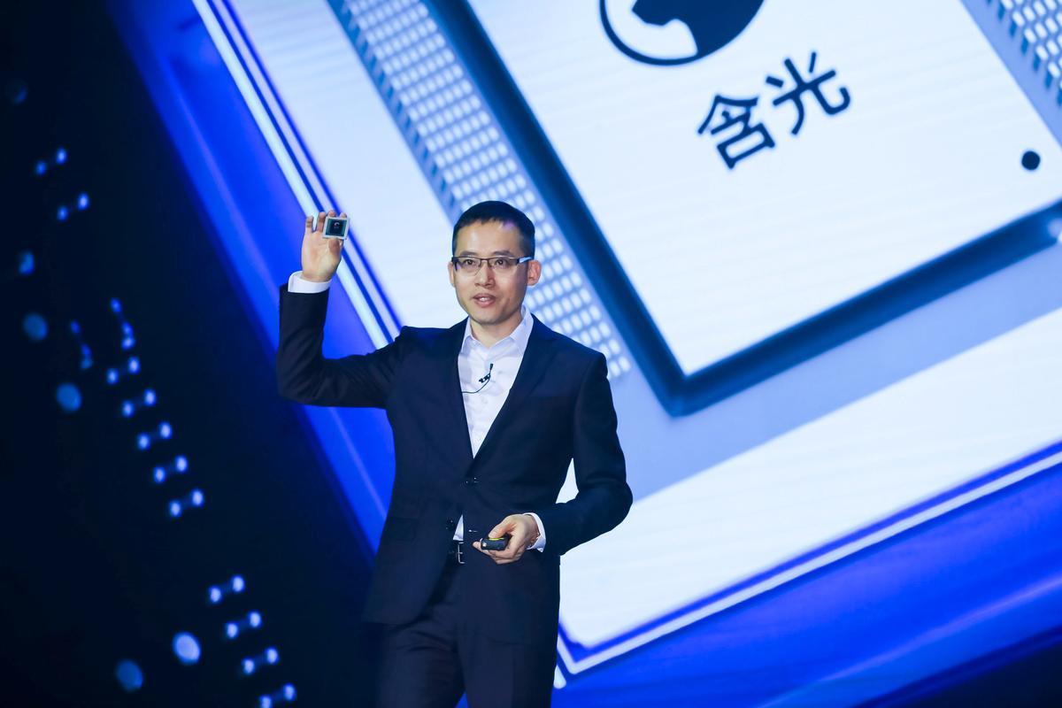 Alibaba onthul die self-ontwikkelde AI-chip vir wolkrekenaardienste
