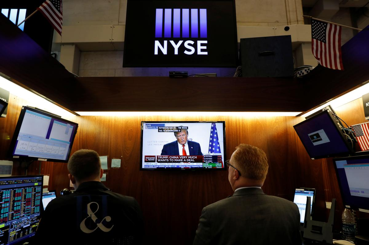 Trump impeachment? History suggests Wall Street ought not worry