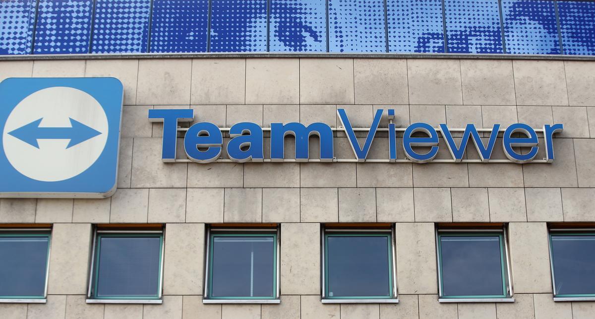 TeamViewer-aandele is oop na Europa se grootste IPO van die jaar