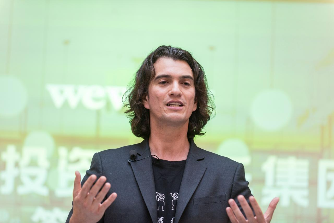 Image result for WeWork chief Neumann's top lieutenants step up as successors