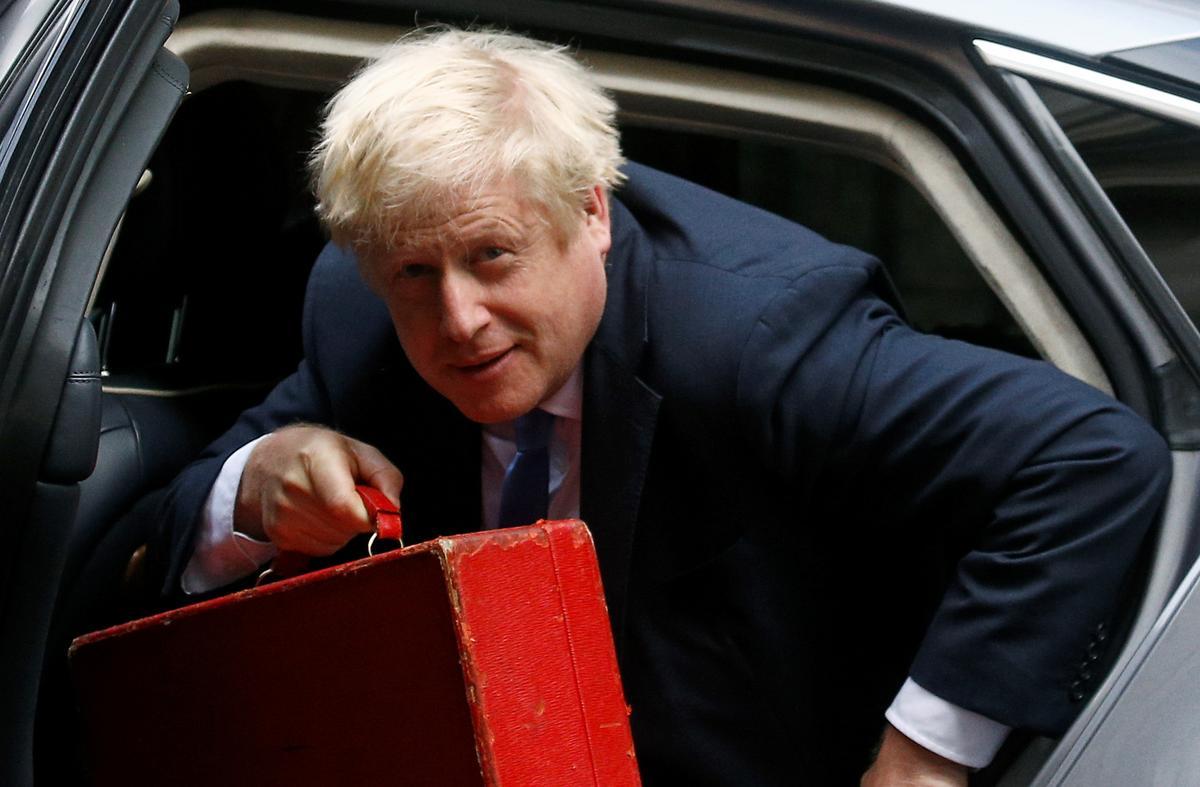 """""""e; die parlement is dood,"""" e; Volgens die advokaat van PM Johnson, namate Brexit-chaos verdiep"""