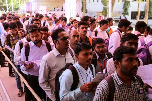 Modi's big tax cut unlikely to spur job bonanza in India