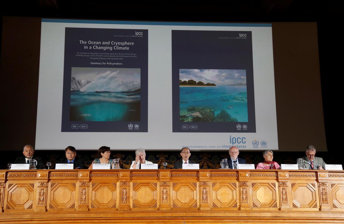 Verminder die uitstoot om katastrofiese styging op seevlak te voorkom: VN se klimaatverslag