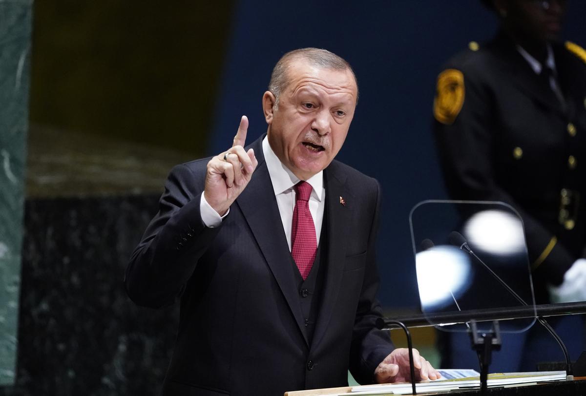 Turkye se Erdogan dring daarop aan dat Iran die Saoedi-aanval blameer: Fox News
