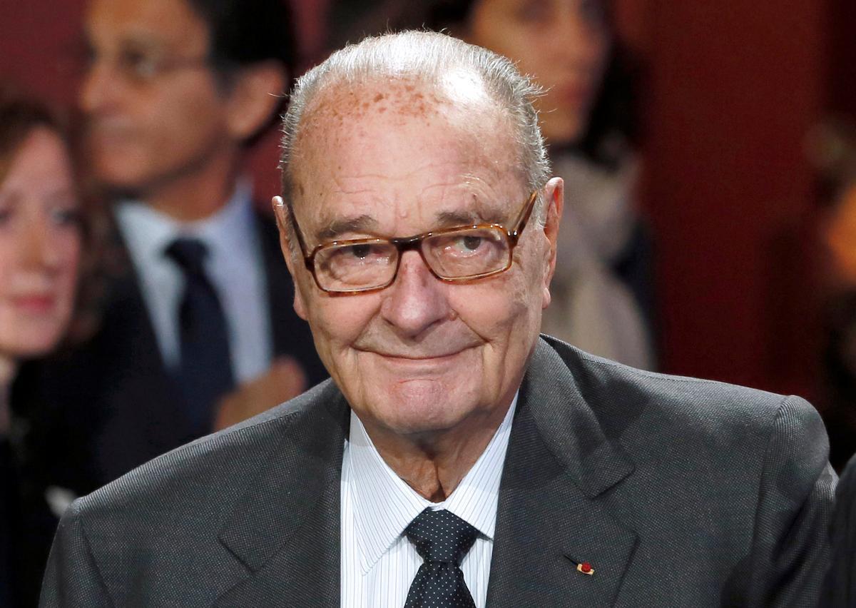 Voormalige Franse president Jacques Chirac sterf, 86 jaar oud