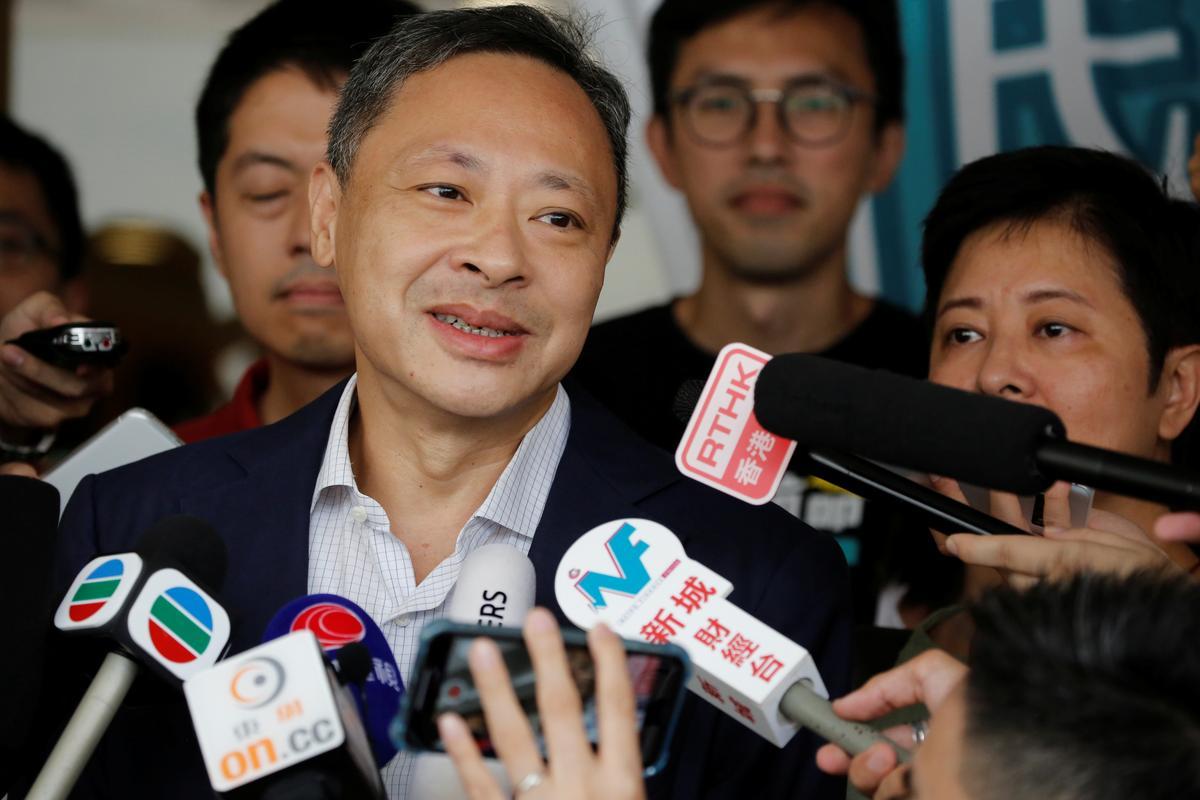 Hong Kong se 'Sambreel'-betogings het saad vir die toekoms gesaai: bevryde aktivis