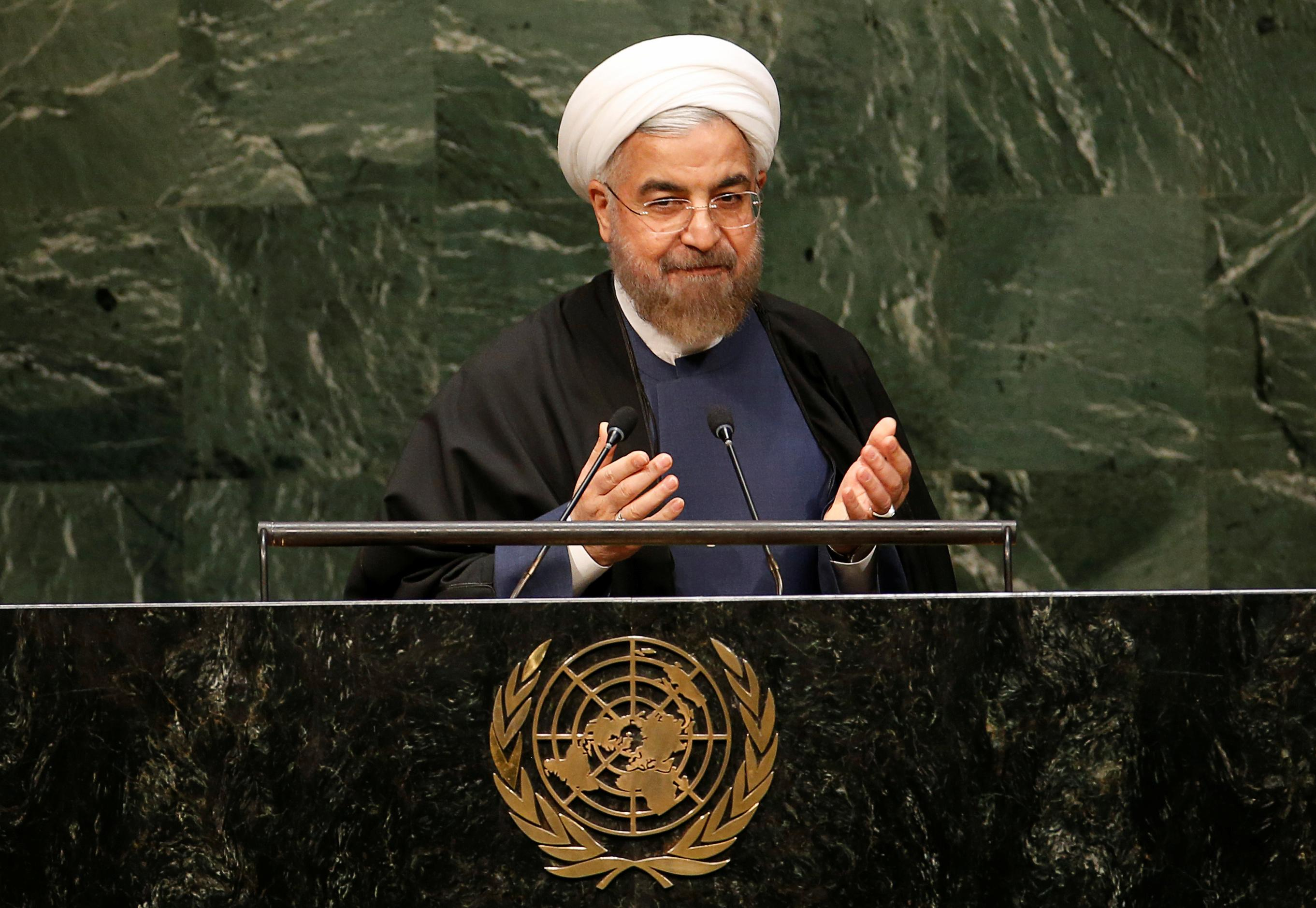 Rouhani says he rejected U.S. offer to lift sanctions made in...